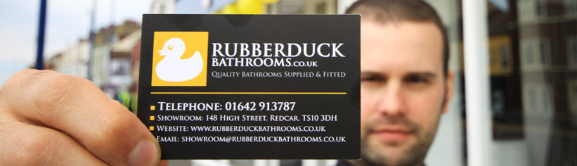 Rubberduck Bathrooms Ltd Redcar County Durham Uk Ts10 3dh