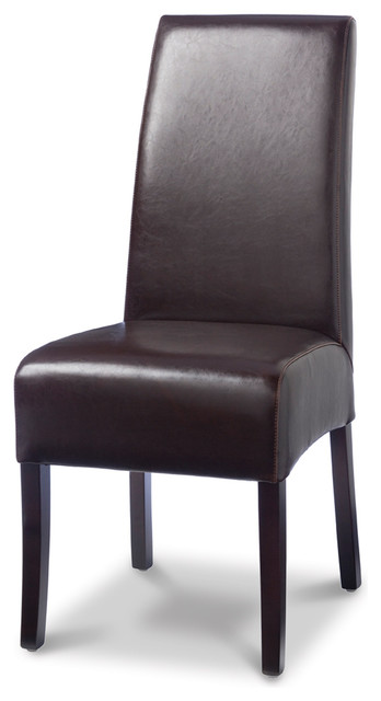 Palecek Palecek Hudson Leather Dining Chair View In