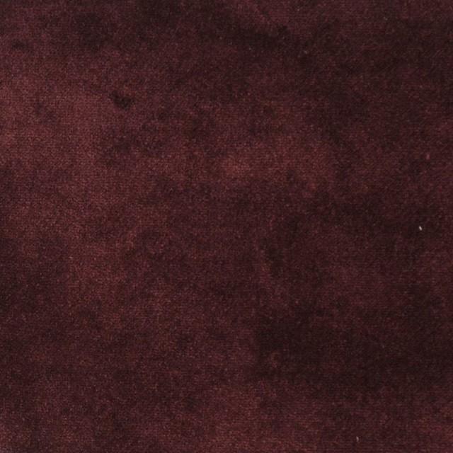 Fabricut Fabric Vintage Velvet Burgundy 3090406