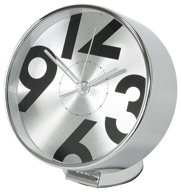 Edge Bedside Alarm Clock Number Modern Alarm Clocks
