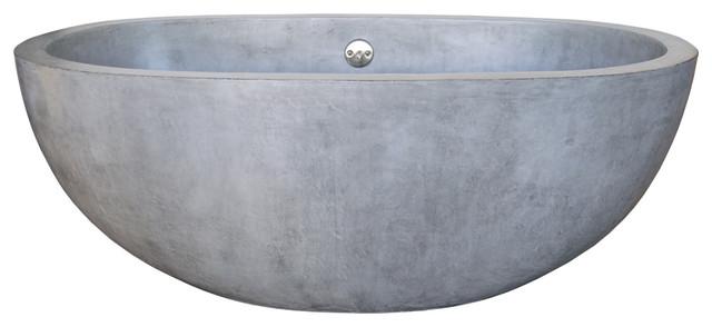 Avalon 62 Bathtub, Ash.