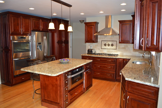 Maple Cabinets Gallery