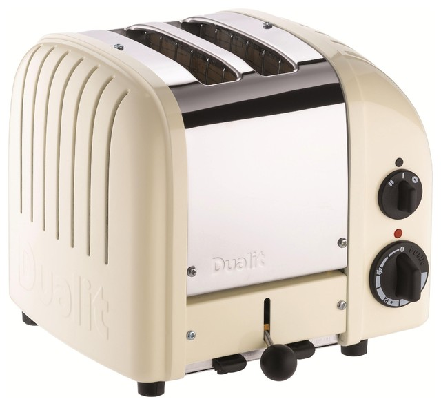 Dualit New Gen 2 Slice Toaster, Canvas White.