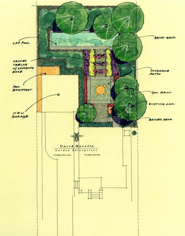 Illustrative Garden Plans