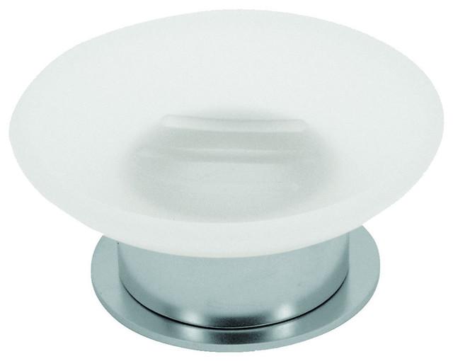 Scirocco Freestanding Soap Dish Contemporary Soap Dishes
