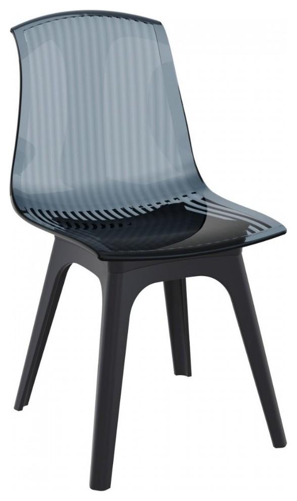 Allegra Pp Modern Chair Set Of 2 Midcentury Outdoor