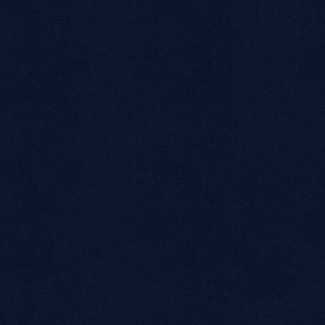 Indigo 539 Blue Solid Velvet Upholstery Fabric