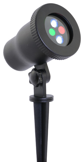 Night Stars Premium Landscape Lighting With Red And Green Laser And Led Spotligh.