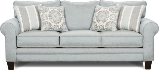 Sleeper Sofa, Grande Mist.