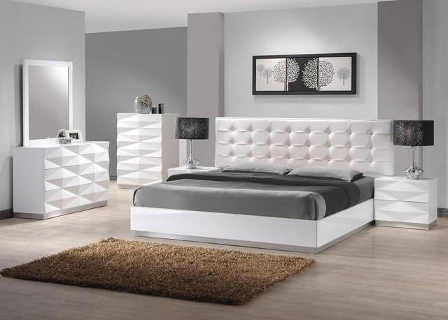 Modern Master Bedroom Furniture Sets | Nrtradiant.com
