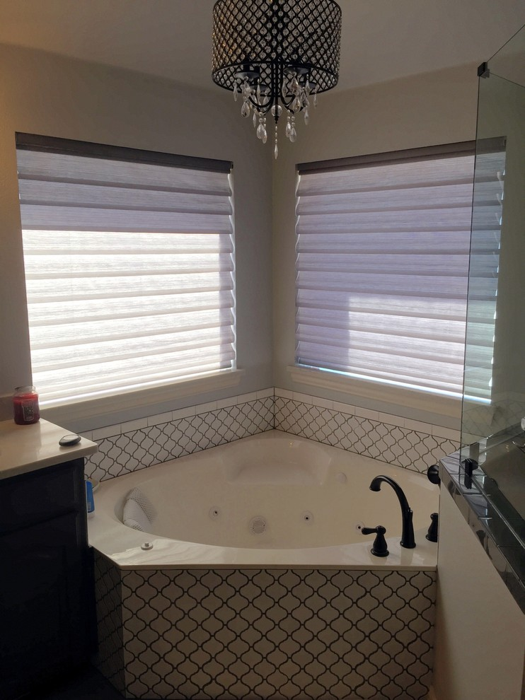 Roman Shades in Mansfield, TX