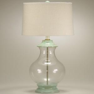 Beachcomber Seafoam Lamp