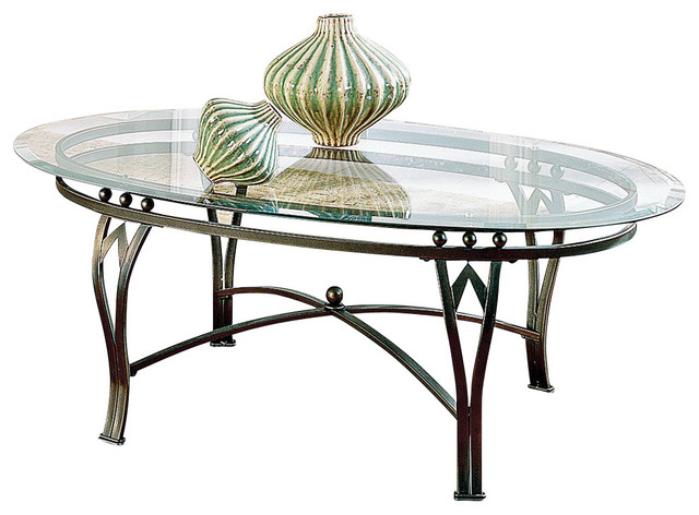 Steve Silver Madrid Tail Table