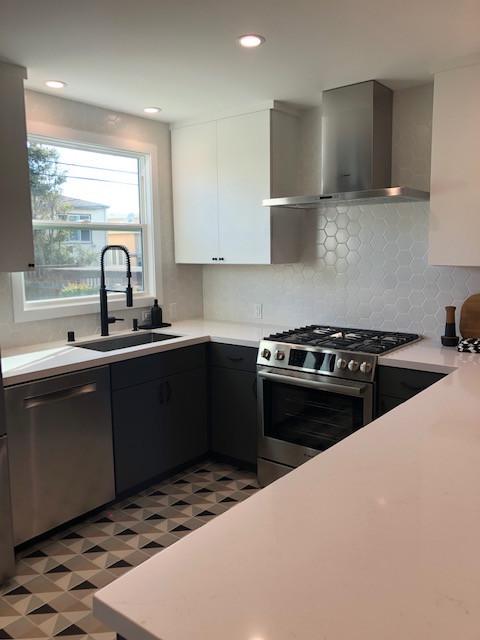 Daly City Kitchen Renovation