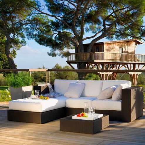 Terrassenmöbel modern  Terrassenmöbel