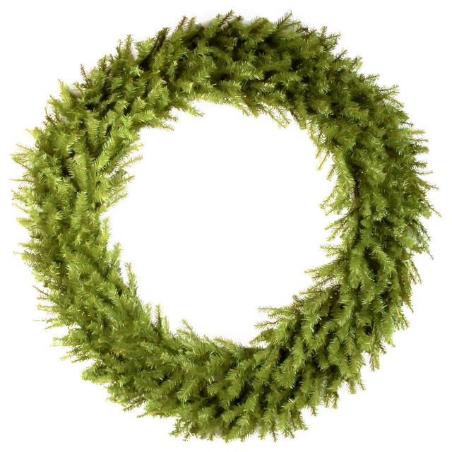 "National Tree Company Christmas Decorations 60"" Norwood Fir Wreath."