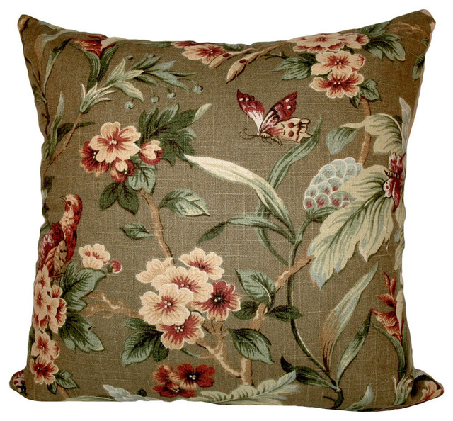 Mystique Pillow, 22x22 - Contemporary - Decorative Pillows - by Peter Taube Home