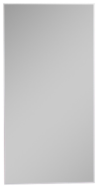 "Mc1630d4 15.25""x4"" Cabinet With Hinge, Right, White."