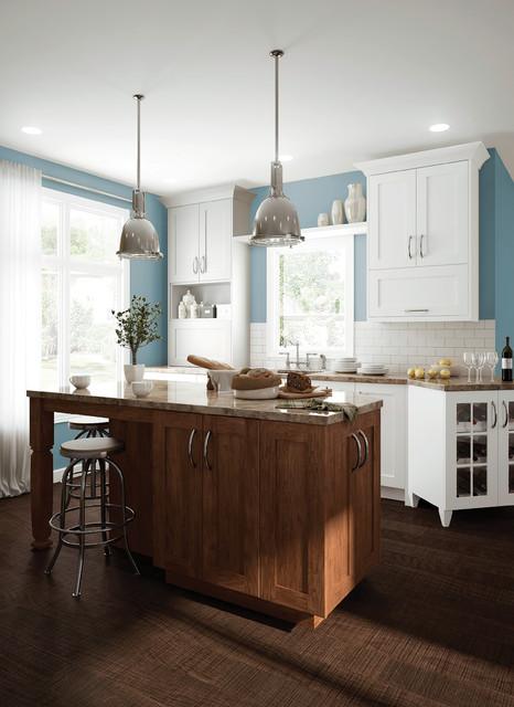 Bellmont 1600 Series - Transitional - Kitchen - Seattle ...