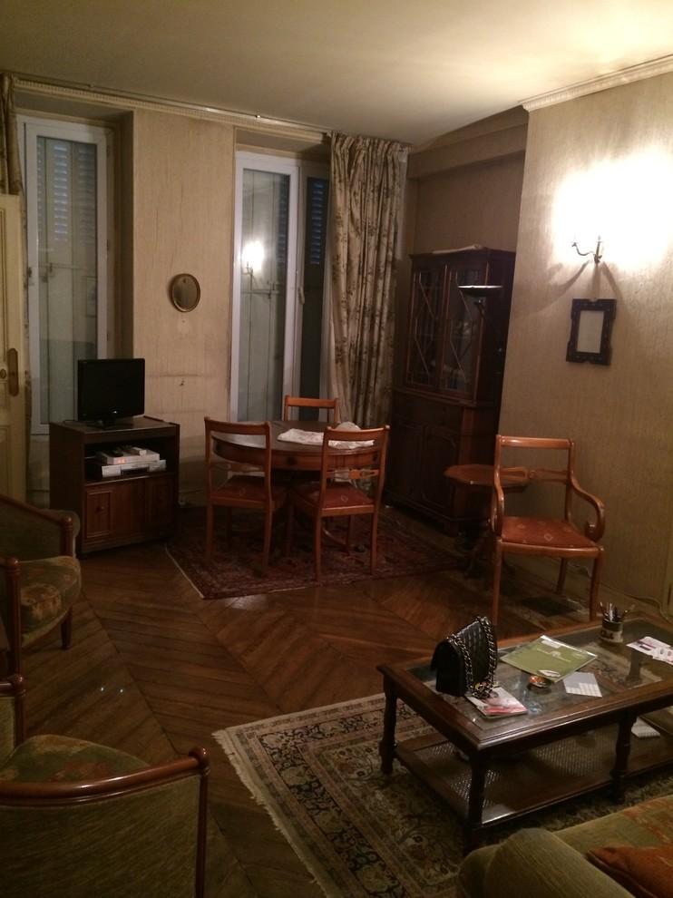 Appartement F3 à vider et rénover