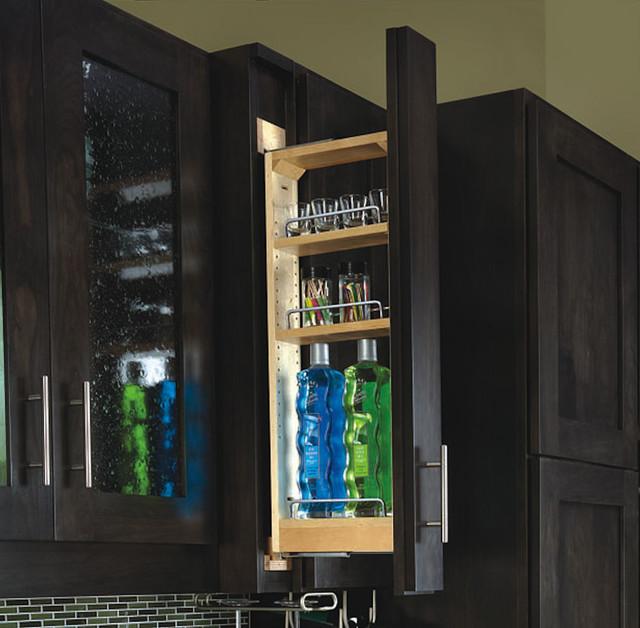 Fabulous Rev A Shelf 432 Wf33 6C 432 Series 6 Inch Wide By 33 Inch High Upper Cabinet Pu Interior Design Ideas Tzicisoteloinfo