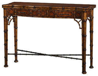 Theodore Alexander Indochine The Edwardian Bamboo Console