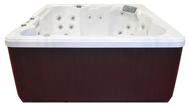 Hudson Bay 6 Person 29 Jet Spa With Stainless Jets And