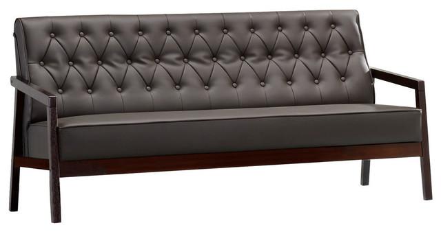 Super Copenhagen Sofa Rama Dark Brown Machost Co Dining Chair Design Ideas Machostcouk
