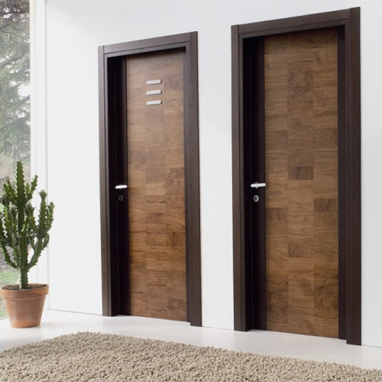 Italian doors contemporary living room other by for Door design and colour