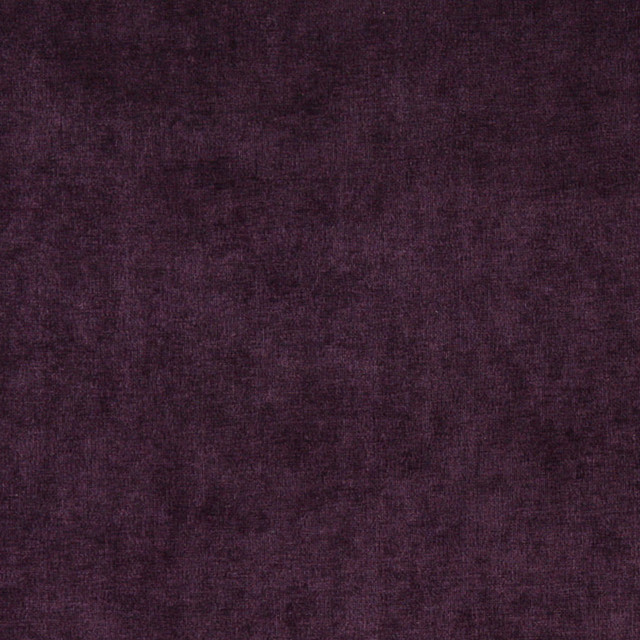 Purple Solid Woven Velvet Upholstery Fabric By The Yard