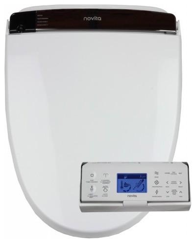 Novita Bh 90 Bh 93 Deluxe Electronic Bidet Toilet Seat Modern