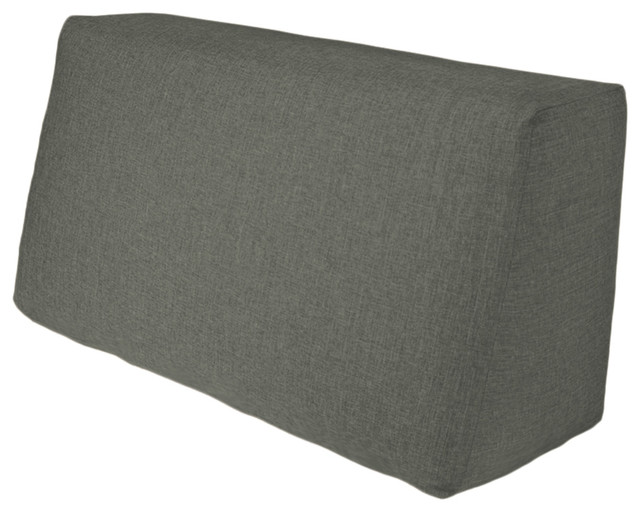 Duobed Sofa Back Pillow 36 Flint