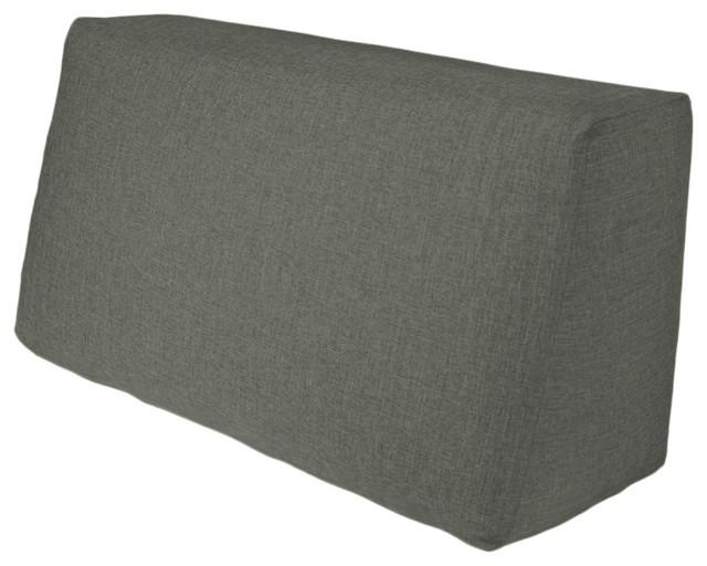 Duobed Sofa Back Pillow 36 Flint