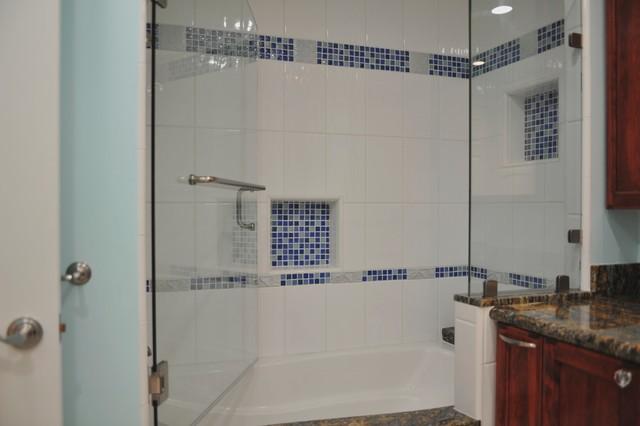 Hallway bath in los altos ca for Casa grande garage door repair