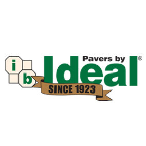 Image result for ideal pavers logo