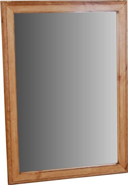 large mexico wall mirror 90x160 cm rustic wall