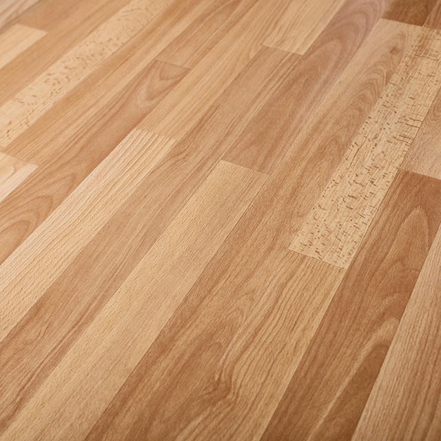 Laminate Flooring Beech: Kronoswiss Zermatt Beech 6mm Laminate Flooring