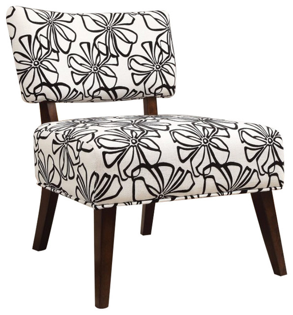Surprising Accent Armless Chair White Theyellowbook Wood Chair Design Ideas Theyellowbookinfo