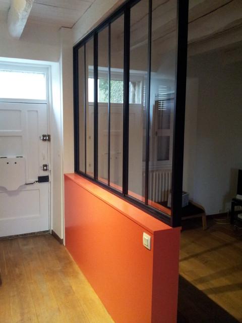 verri re type atelier industriel entr e rennes par antoine de cast ras. Black Bedroom Furniture Sets. Home Design Ideas