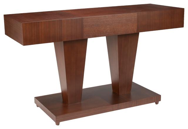 Modern Walnut Console Sofa Tables Allmodern