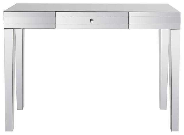 Eltham Mirrored Console Table.