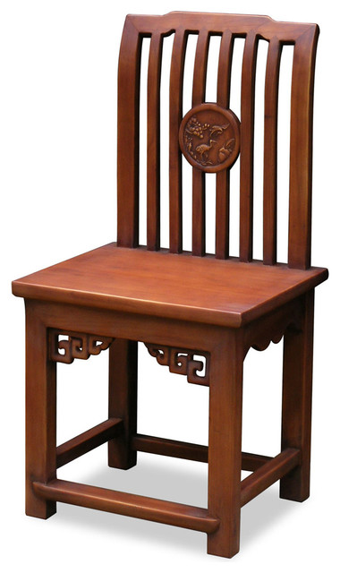 Elmwood Ming Style Comb Chair Asian Armchairs And Accent - Asian chair asian