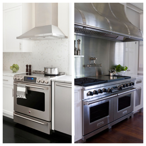 POLL: Gas Or Electric Range?