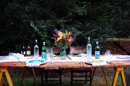 【Houzz】夏のパーティーを手軽に楽しむ20のアイデア 1番目の画像