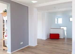 flur wohnhaus heidelberg berlin von metris. Black Bedroom Furniture Sets. Home Design Ideas