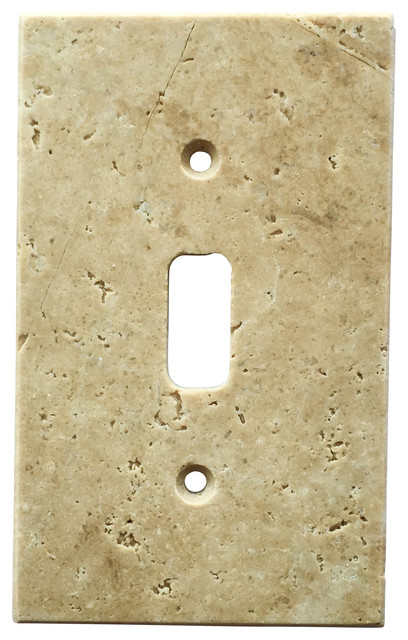 Oracle Tile And Stone Light Walnut Travertine Switch