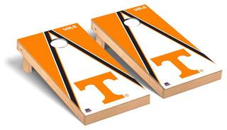 Tennessee Vols Cornhole Game Set Triangle Contemporary