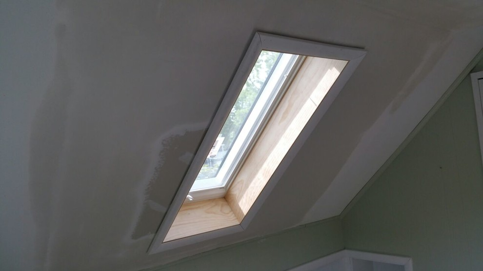 Stair Railing, Wall, and Skylights - West Islip, NY