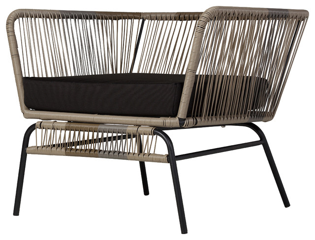 Acapulco Indoor And Outdoor Lounge Chair.