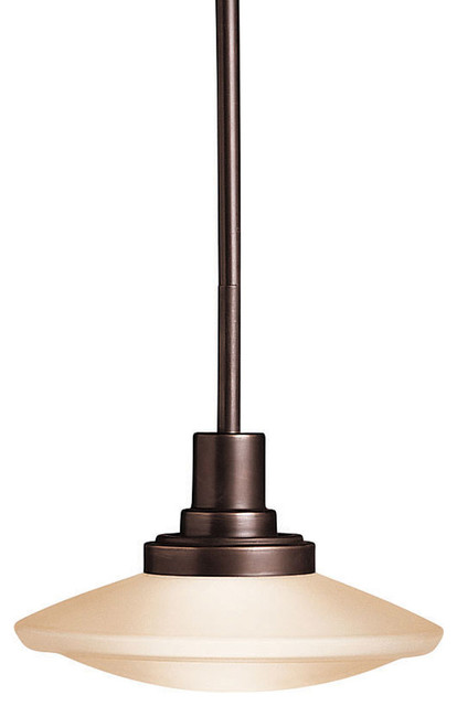 Kichler Lighting 2655NI Structures Mini Pendants